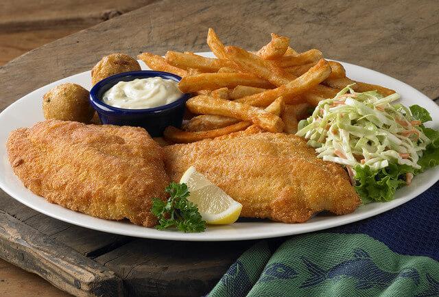 Catfish Platter